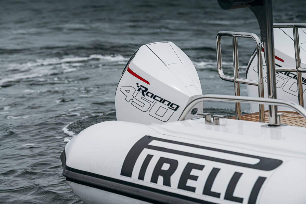 Krüger Werft Pirelli